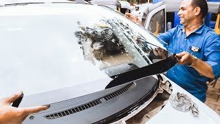 Auto Glass Replacement Experts Winchester