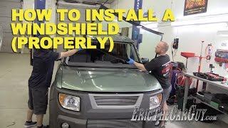Trusted Auto Glass Replacement Company Chandler